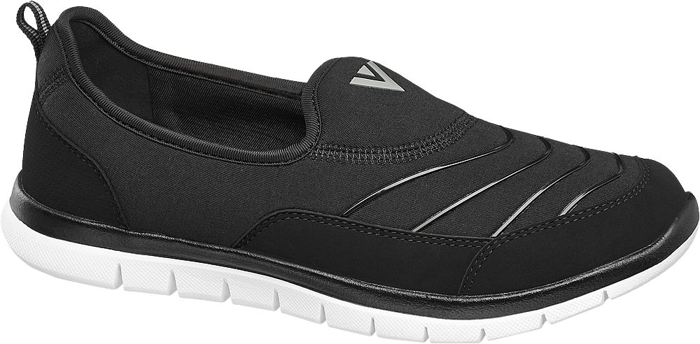 Memory Foam Lightweight Slip On