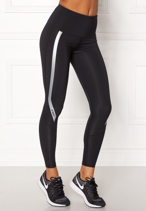 2XU Hi-Rise Compression Tight Black/silver L