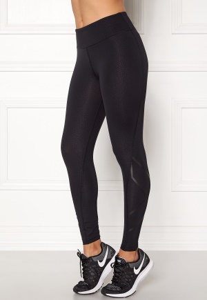 2XU Mid-Rise Compression Black 3D Dots L