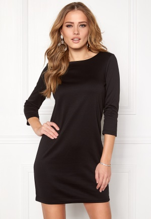 VILA Tinny New Dress Black XL