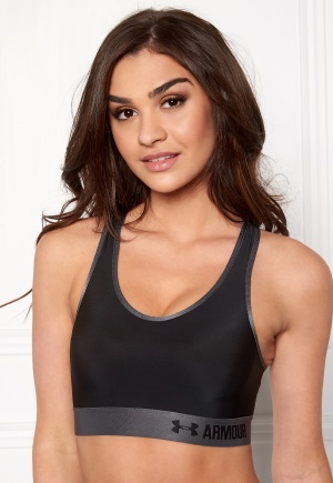 Under Armour Armour Mid Sports Bra Black XS