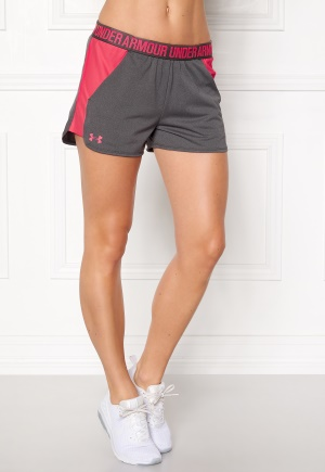 Under Armour New Play Up Short Carbon Heather XS