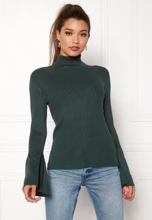 VERO MODA Nor Walk Glory LS Blouse Green Gables XL