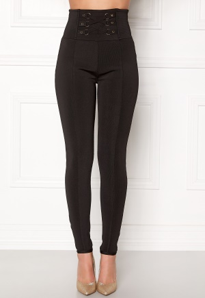 WOW COUTURE Adora Bandage Pants Black L