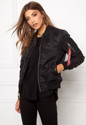 Alpha Industries MA-1 VF PM Black L