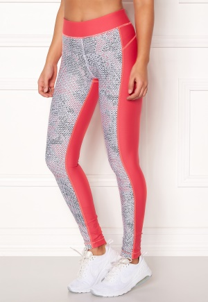 Under Armour Armour Printed Legging Tourmaline Teal M