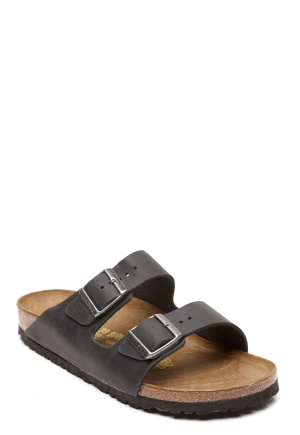 Birkenstock Arizona Black Oiled 41