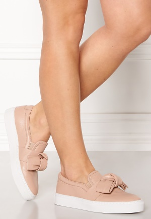 Billi Bi Leather Sneaker Nude 36