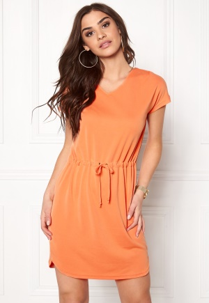 b.young Saco Dress Papaya L