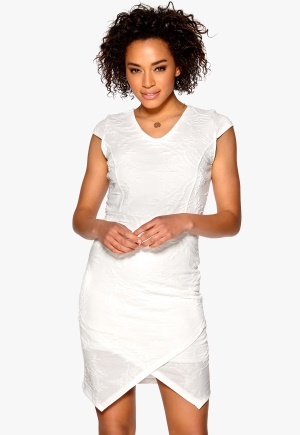 b.young Ragna Dress Off White L