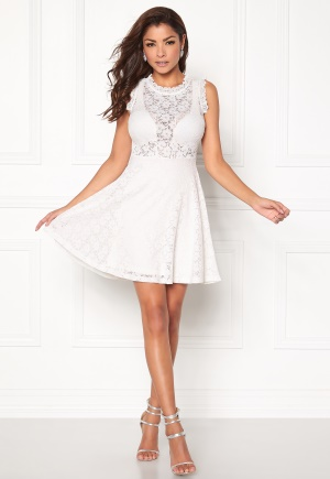 Chiara Forthi Ferrer Lace Dress Antique white M (EU38/40)