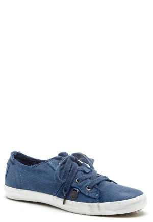 Odd Molly Down to earth sneakers Denim blue 36
