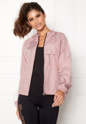 ONLY PLAY Fannie Hood Jacket Silver Pink L