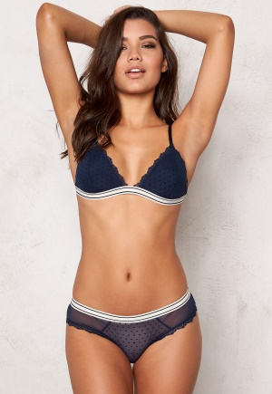 Pieces Gabriella Briefs Navy Blazer S