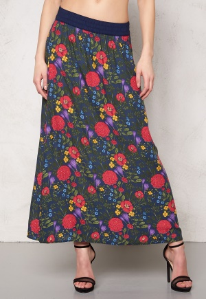 Jacqueline de Yong Rita Long Skirt Cloud Dancer1 S