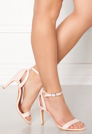 LOST INK Betsy Stiletto Sandal Nude 37 (UK4)
