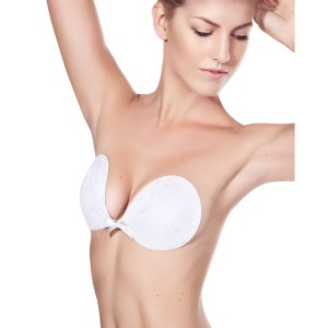 Freebra Lux Lace Bra White A