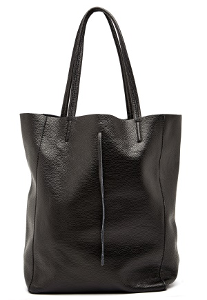 Moda Ex Plain Shopper Bag Black One size