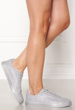 New Look All over Glitter sneakers Silver 37 (UK4)