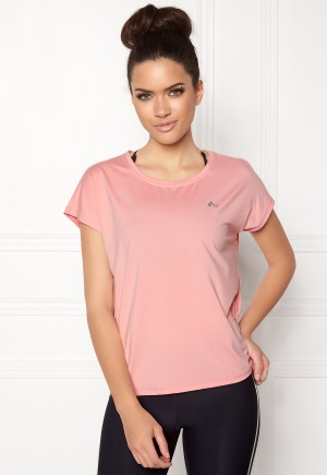 ONLY PLAY Aubree SS Loose Tee Silver Pink L
