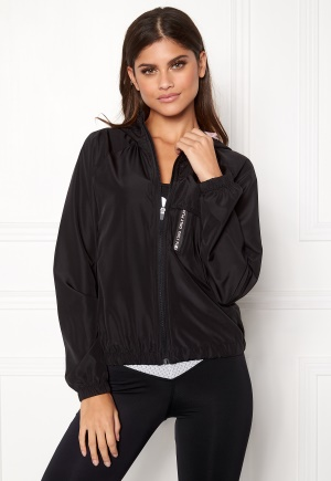 ONLY PLAY Fannie Hood Jacket Black Detail L